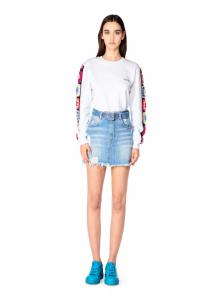 Minigonna in jeans Gaelle Paris
