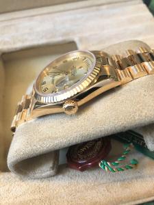 Orologio primo polso Rolex Day Date 118238