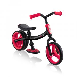GO BIKE DUO bicicletta senza pedali Balance bike GLOBBER New Red
