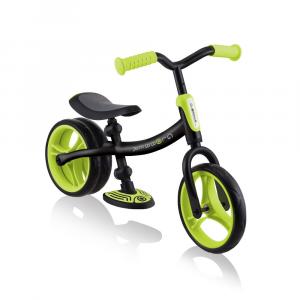 GO BIKE DUO bicicletta senza pedali Balance bike GLOBBER Lime Green