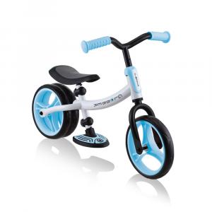 GO BIKE DUO bicicletta senza pedali Balance bike GLOBBER Pastel blue