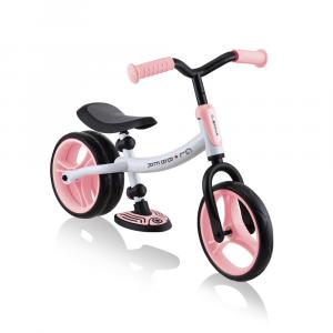 GO BIKE DUO bicicletta senza pedali Balance bike GLOBBER Pastel Pink