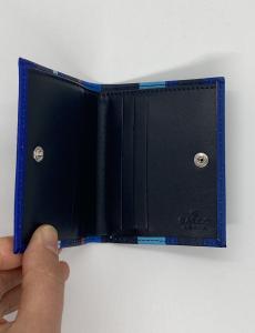 Portafoglio con porta carte credito Gallo