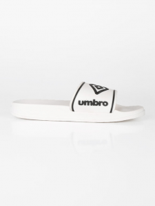 Umbro Ciabatte in gomma - Slippers Bianche