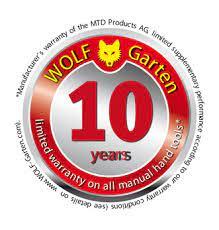 Zappetta doppia WOLF GARTEN IL-M 3