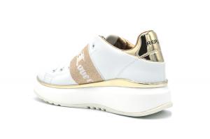 Withlay sneaker in pelle