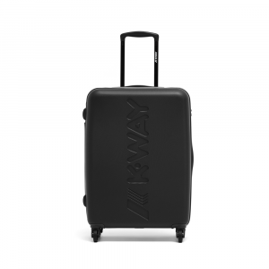 Trolley K-WAY K111M2W 903 A2 BLACK -21