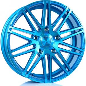 Cerchi in lega  BOLA  B20  20''  Width 8   5x160  ET 50  CB 76    Hyper Blue