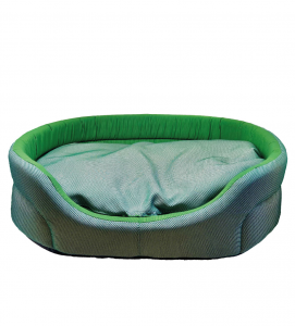 Homerdog - Cuccia con Cuscino - In Cotone - mis.3