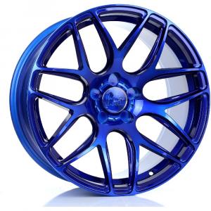 Cerchi in lega  BOLA  B8R  18''  Width 9,5   5x100  ET 40 to 45  CB 76    Candy Blue