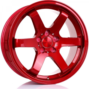 Cerchi in lega  BOLA  B1  18''  Width 8,5   5x120,65  ET 30 to 45  CB 76    Candy Red