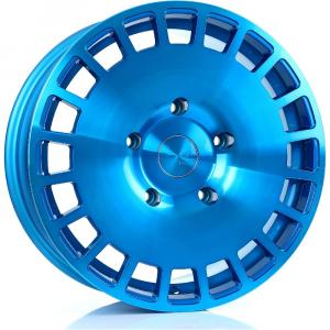 Cerchi in lega  BOLA  B12  18''  Width 8   5x160  ET 45  CB 76    Hyper Blue