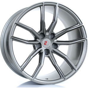 Cerchi in lega  2FORGE  ZF4  20''  Width 11   5x100  ET 5 to 45  CB 76    Gloss Gunmetal