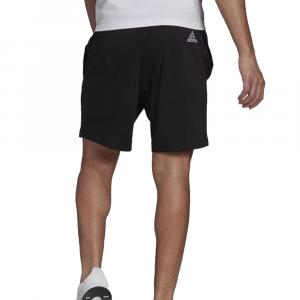 Adidas Bermuda Sportswear Nero da Uomo