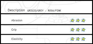 Freni Roll Line Pink