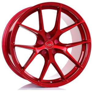 Cerchi in lega  JUDD  T325  20''  Width 10,5   5x108  ET 20 to 45  CB 76    Candy Red