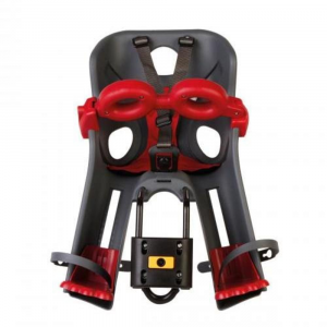 Seggiolino bici anteriore Freccia (max 15 kg)
