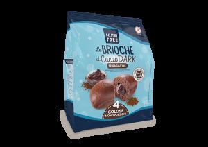LE BRIOCHE CACAO DARK  NUTRIFREE