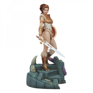 *PREORDER* Masters of the Universe Legends Maquette 1/5 TEELA by Tweeterhead