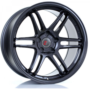 Cerchi in lega  2FORGE  ZF5  18''  Width 11   5x108  ET 15 to 50  CB 76    Gloss Gunmetal