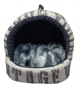 Homerdog - Igloo con cuscino - In Cotone - mis.1