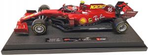 Ferrari Sf1000 Tuscany Gp 1000 GP 2020 Charles Leclerc 1/18 Burago