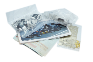 Shadow Ford Dn5 Brazilian Gp 1976 S. African Gp 1976 1/43 Kit Tameo