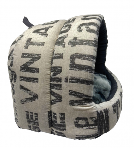 Homerdog - Igloo con cuscino - In Cotone - mis.1