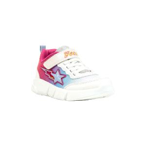 J Aril Girl sneaker con luci