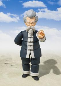 Dragon Ball - S.H. Figuarts: JACKIE CHUN by Bandai Tamashii