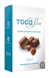 TOCASLIM CIOCCOLATA & NOCCIOLA