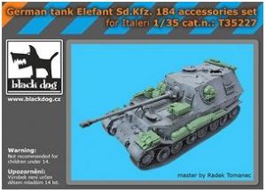 German Tank Elefant Sd.Kfz 184