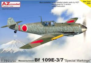 Messerschmitt Me-109E-3/7