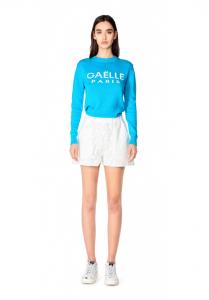 Shorts bianco gaelle paris