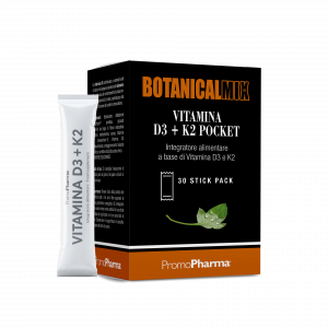 BOTANICAL MIX VITAMINA D3+K2 POCKET