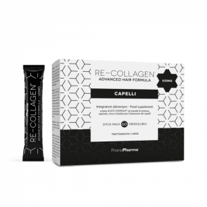 RE-COLLAGEN® ADVANCE HAIR FORMULA CAPELLI UOMO