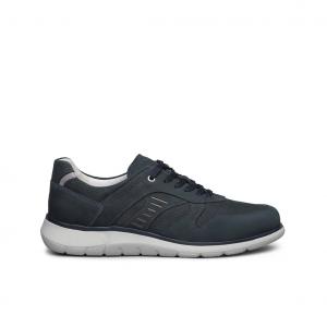 Sneaker blu NeroGiardini
