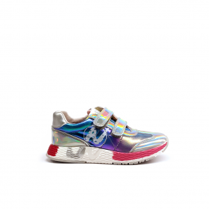 Sneaker iridescente Naturino