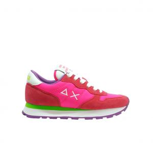 Sneaker fuxia SUN68