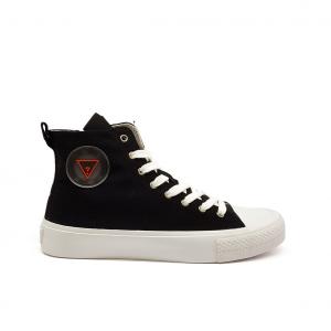 Sneaker alta nera Guess