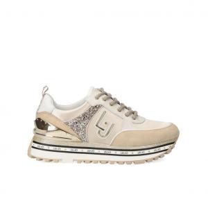 Sneaker platform latte Liu Jo