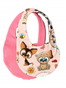 Cuccioli - bavaglio neonata