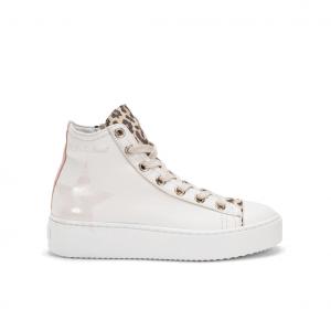 Sneaker alta bianca NiRa Rubens