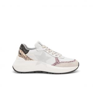 Chunky sneaker bianca NiRa Rubens