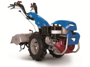 Motocoltivatore BCS 740 PowerSafe con fresa
