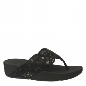 PAISLEY ROPE TOE THONGS