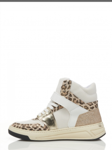 Ovyè - sneakers leopardata