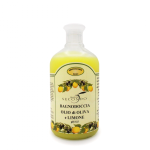 Bagnodoccia all'olio di oliva e limone ml 500