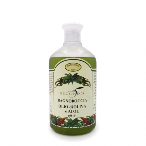 Bagnodoccia all'olio di oliva e aloe ml 500