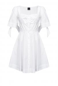 Abito Assolto chemiser bianco Pinko